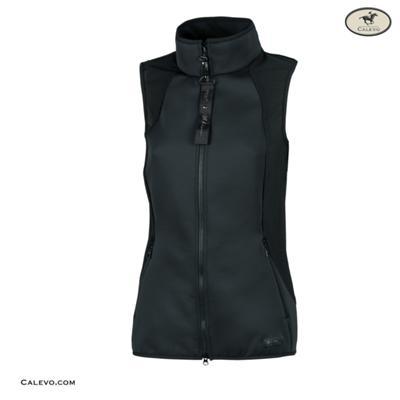 Pikeur - Damen Materialmix Weste LIN - NEW GENERATION 2021 -- CALEVO.com Shop