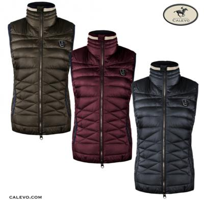 Cavallo - Damen Steppweste OYX - WINTER 2019 CALEVO.com Shop