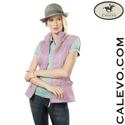 Cavallo - Damen Stepp-Mix-Weste WANJA CALEVO.com Shop