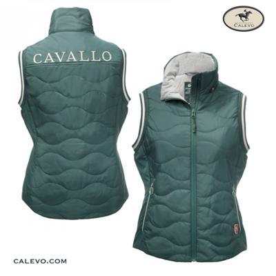 Cavallo - Damen Stepp Weste MARINA - SUMMER 2019 -- CALEVO.com Shop
