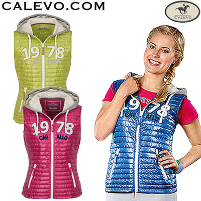 Cavallo - Damen Stepp-Mix-Weste BONNY CALEVO.com Shop