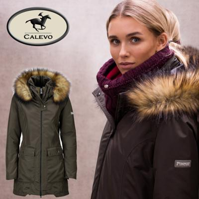Pikeur - Wasserdichter Damen Parka CORVINA - WINTER 2020 CALEVO.com Shop