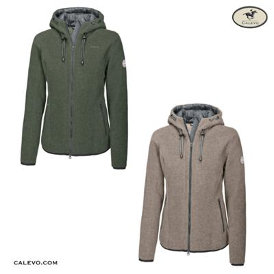Pikeur - Damen Outdoor Fleecejacke JASNA - WINTER 2019 CALEVO.com Shop