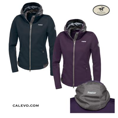 Pikeur - Damen Softshell Jacke LAREEN - WINTER 2018 -- CALEVO.com Shop