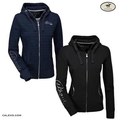 Pikeur - Damen Sweatjacke CHARLINE - WINTER 2019 CALEVO.com Shop