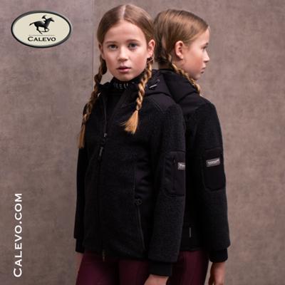 Pikeur - Kinder Teddy Jacke SUNA  - WINTER 2020 CALEVO.com Shop