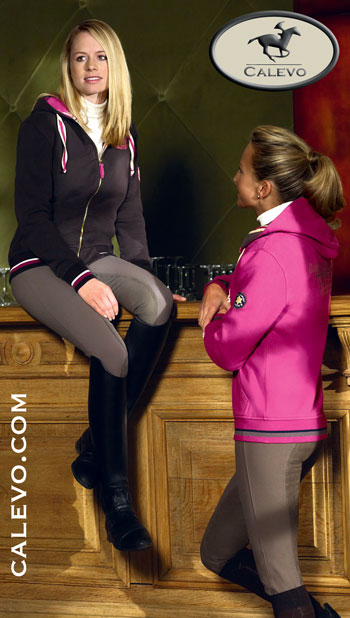 Pikeur - Damen Sweat Jacke CECILIA -- CALEVO.com Shop