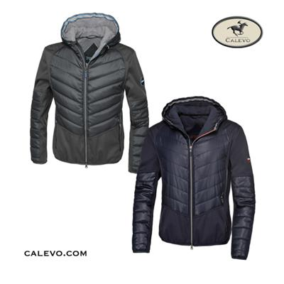 Pikeur Herren Materialmix Jacke CAMIRO - WINTER 2018 CALEVO.com Shop