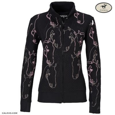 Pikeur - Damen Sweat Jacke BILA - PRIME WINTER 2020 CALEVO.com Shop