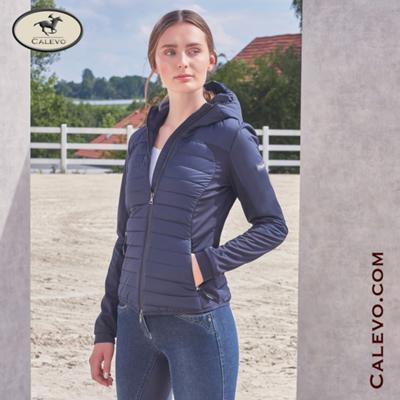 Pikeur Damen Materialmix Jacke GINNY - SUMMER 2020 CALEVO.com Shop