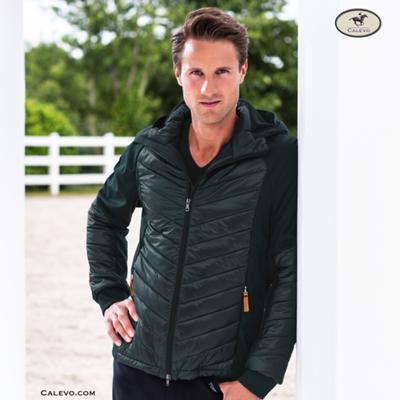 Pikeur - Herren Materialmix Jacke AVELINO - SUMMER 2021 CALEVO.com Shop