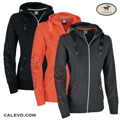 Pikeur - Damen Sweat Jacke mit Kapuze MINOU - SUMMER 2019 CALEVO.com Shop