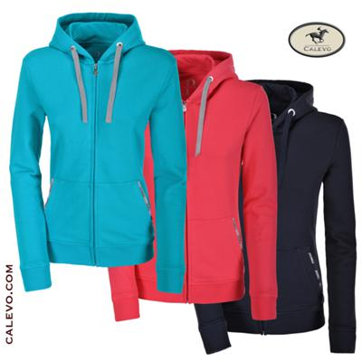 Pikeur - Damen Sweat Jacke mit Kapuze HEMERA - SUMMER 2020 CALEVO.com Shop