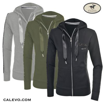 Pikeur - Damen Sweat Jacke mit Kapuze AMILA - SUMMER 2019 CALEVO.com Shop