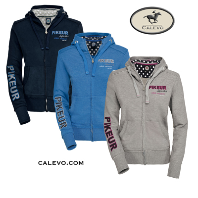 Pikeur - Damen Sweat Jacke mit Kapuze XENIA CALEVO.com Shop