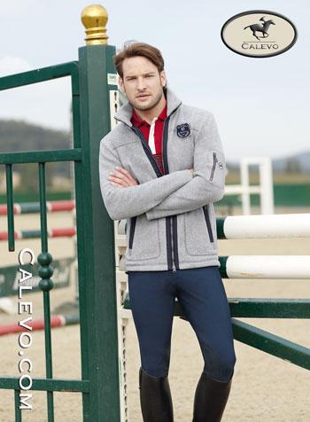 Pikeur - Herren Fleece Jacke FLYNN -- CALEVO.com Shop