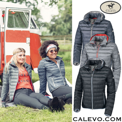 Pikeur - Light Weight Steppjacke DEMURE - NEXT GENERATION CALEVO.com Shop