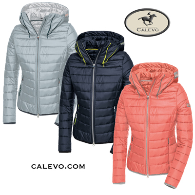 Pikeur - Light Weight Steppjacke FLORI - NEW GENERATION CALEVO.com Shop