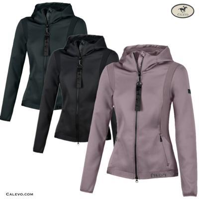 Pikeur Damen Tech Fleece Jacke LYS - NEW GENERATION 2021 CALEVO.com Shop