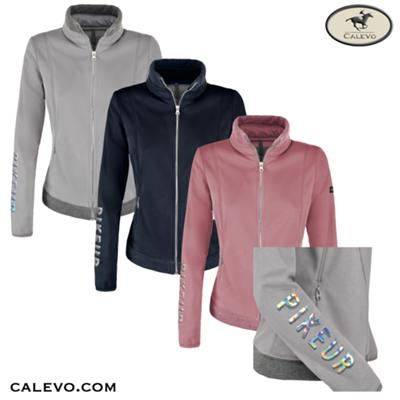 Pikeur Damen Sommer Fleecejacke HYLLI - NEW GENERATION 2019 CALEVO.com Shop