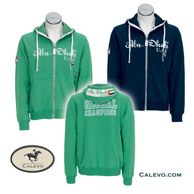 Pikeur - Herren Sweat Jacke mit Kapuze JUSTUS CALEVO.com Shop