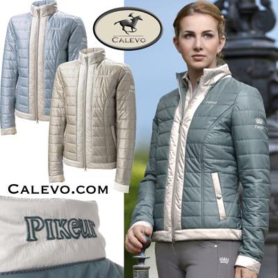 Pikeur - Damen Stepp-Jacke MARISSA - PREMIUM COLLECTION CALEVO.com Shop