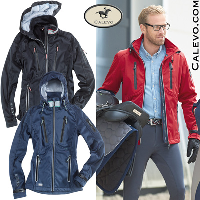 Eurostar - Unisex Softshell Jacke ALEX - WINTER 2015 CALEVO.com Shop