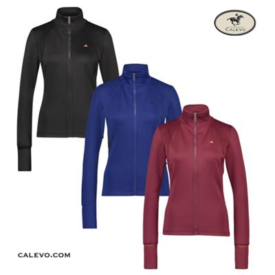Eurostar - Damen Sweat Jacke MERLA - WINTER 2018 CALEVO.com Shop