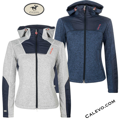 Eurostar - Damen Materialmix Jacke FELIA - WINTER 2016 CALEVO.com Shop