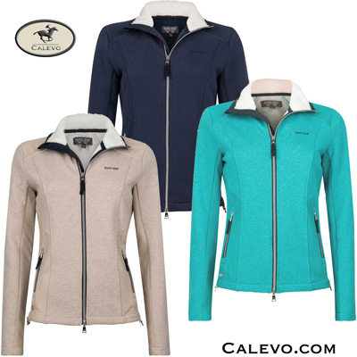 Eurostar - Damen Sweat Jacke GERTJE - WINTER 2016 CALEVO.com Shop