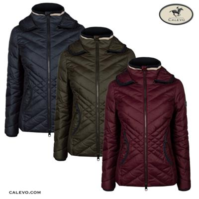 Cavallo - Damen Steppjacke ONNA - WINTER 2019 CALEVO.com Shop