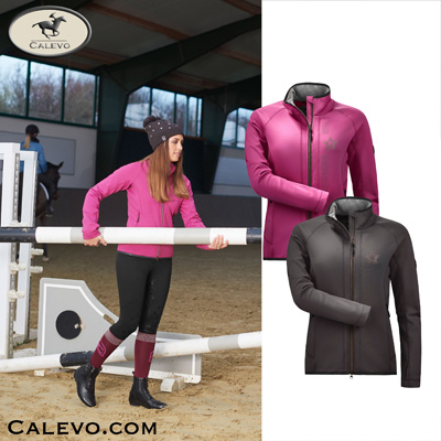 Cavallo - Damen Performance Stretch Jacke JANETTE CALEVO.com Shop