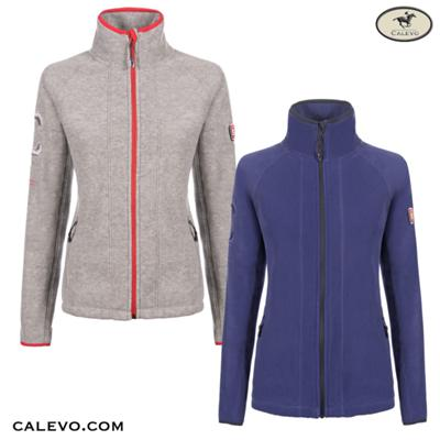 Cavallo - Damen Fleecejacke LADINA CALEVO.com Shop