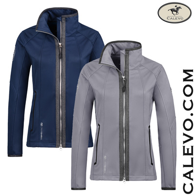 Cavallo - Damen Softshell-Jacke INKA CALEVO.com Shop