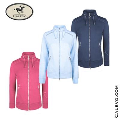 Cavallo - Damen Sweat Jacke PAULA - SUMMER 2020 CALEVO.com Shop