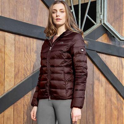 Equiline - Damen Daunen Steppjacke CADIC - WINTER 2021 CALEVO.com Shop