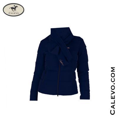 Equiline - Damen Daunen Steppjacke mit Schal PREPPY -- CALEVO.com Shop