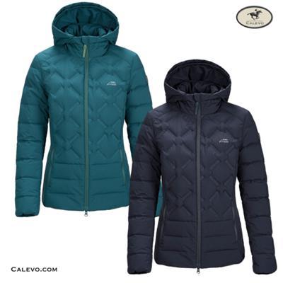 Equiline - Damen Daunen Steppjacke CALAH - WINTER 2019 CALEVO.com Shop