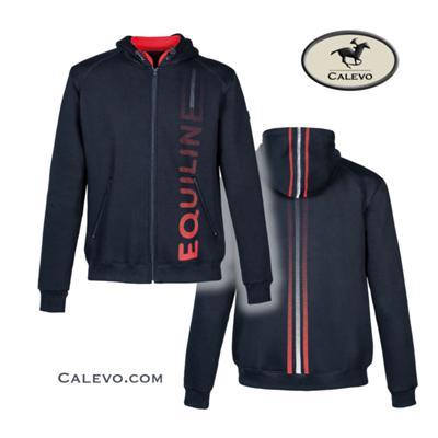 Equiline - Herren Sweat Jacke GRANATO - WINTER 2019 CALEVO.com Shop