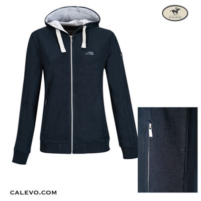 Equiline - Damen Sweat Jacke KAIRA - SUMMER 2019 CALEVO.com Shop