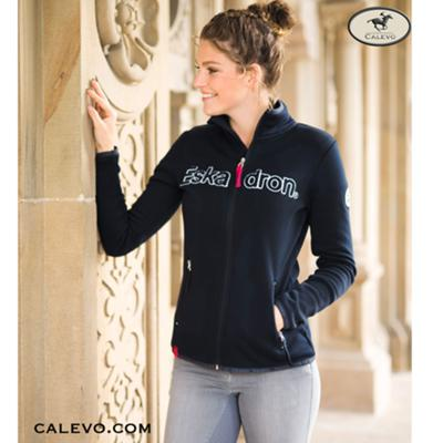 Eskadron Equestrian.Fanatics - Women Fleece Zip Jacket NICKY CALEVO.com Shop