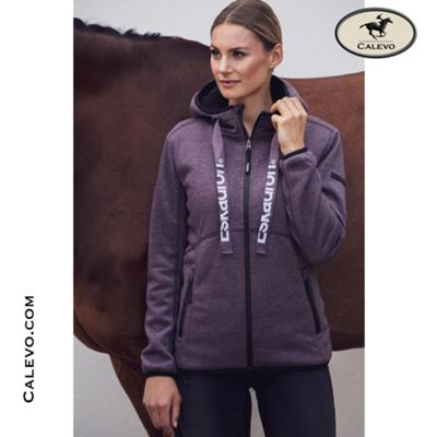 Eskadron Fanatics - Women Jersey Zip Jacket RUBY CALEVO.com Shop