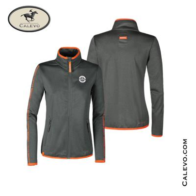 Eskadron Equestrian.Fanatics - Women Fleece Zip Shirt NICKY CALEVO.com Shop