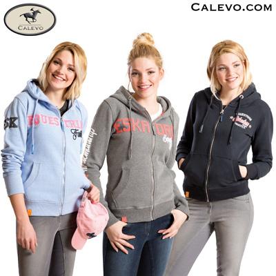 Eskadron Equestrian.Fanatics - Women Zip-Hoodie ZAZA CALEVO.com Shop