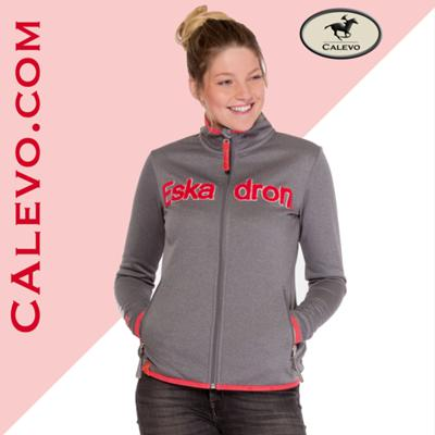 Eskadron Equestrian.Fanatics - Women Fleece Zip Shirt NICKY CALEVO.com Shop