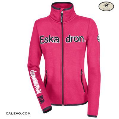 Eskadron Equestrian.Fanatics - Women Fleece Zip Shirt NICKY -- CALEVO.com Shop