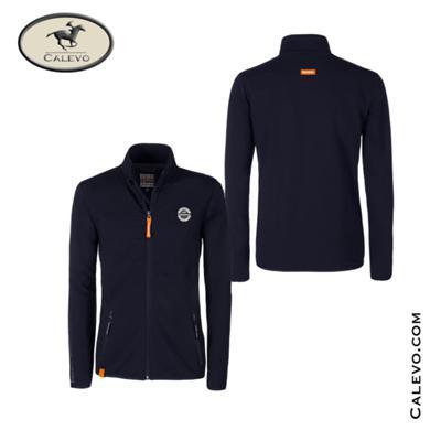 Eskadron Equestrian.Fanatics - Men Fleece Zip Shirt NICK CALEVO.com Shop