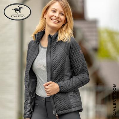 ELT- Damen Materialmix Jacke DRESDEN - SUMMER 2020 CALEVO.com Shop