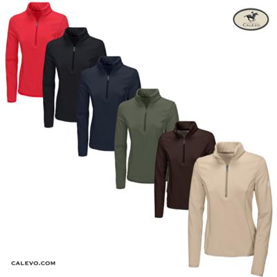 Pikeur - Damen Polartec Shirt INES - WINTER 2019 CALEVO.com Shop