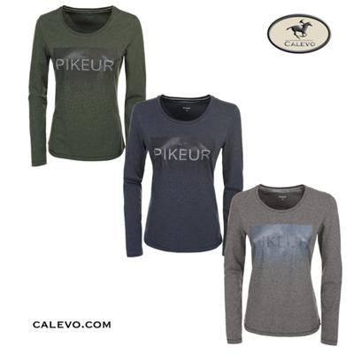 Pikeur - Damen Langarmshirt VALENTINA - WINTER 2018 CALEVO.com Shop
